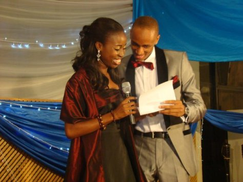 EIE final dinner | Covenant Univeristy | Presenting with Tolu Faloye